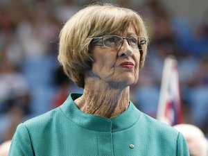 Margaret Court cops stinging backhand