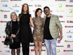 Music teacher shines at ARIA Awards