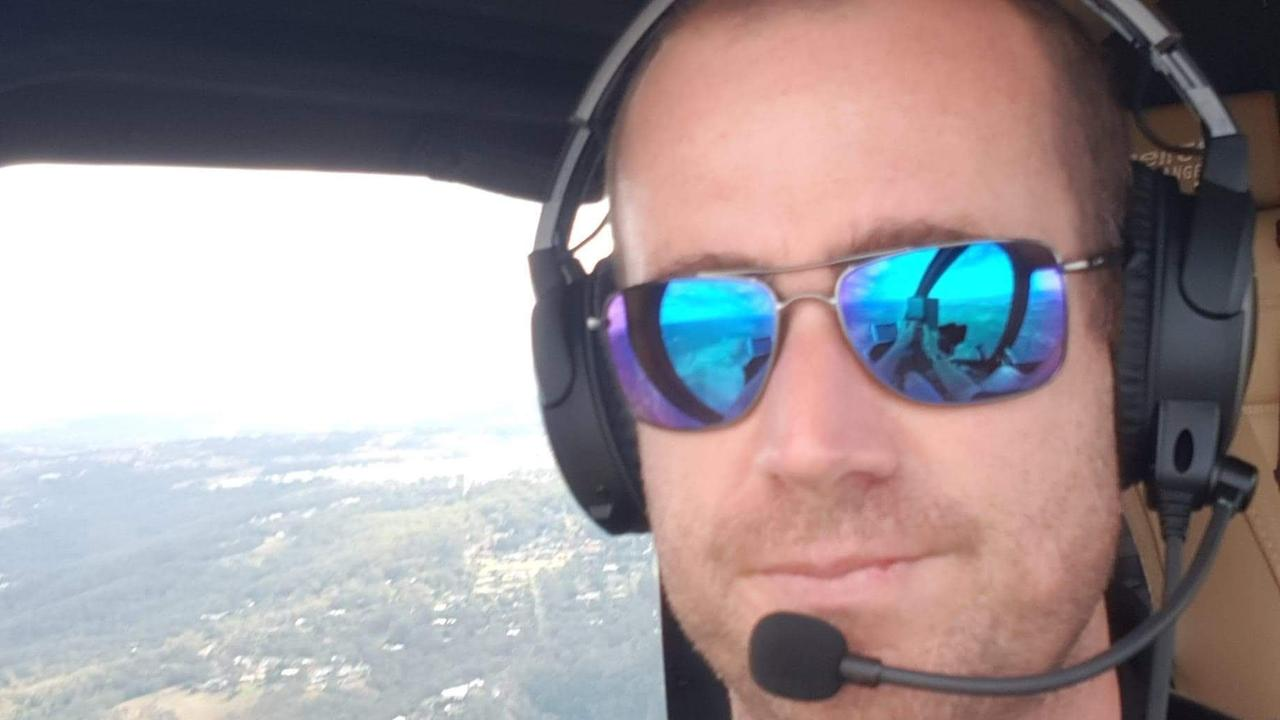 Matt Karlos claims he's had guns trained on him and fists shaken at him by naked locals – but this pilot has won the battle for a helipad on his property.