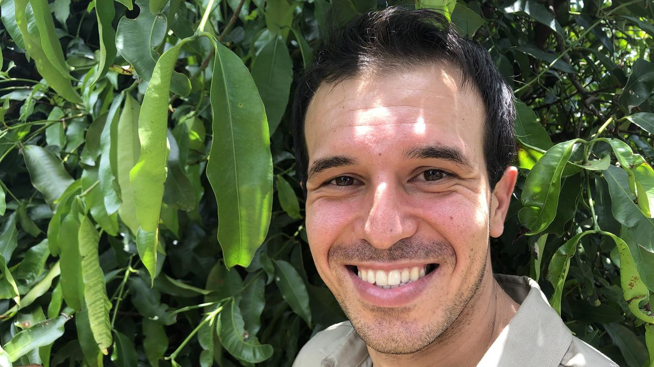 Innisfail fruit farmer Sam Reitano will go on The Farmer Wants A Wife in 2020.