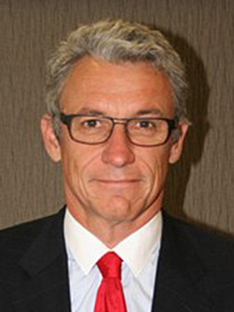 Dr Nicholas O'Rourke.