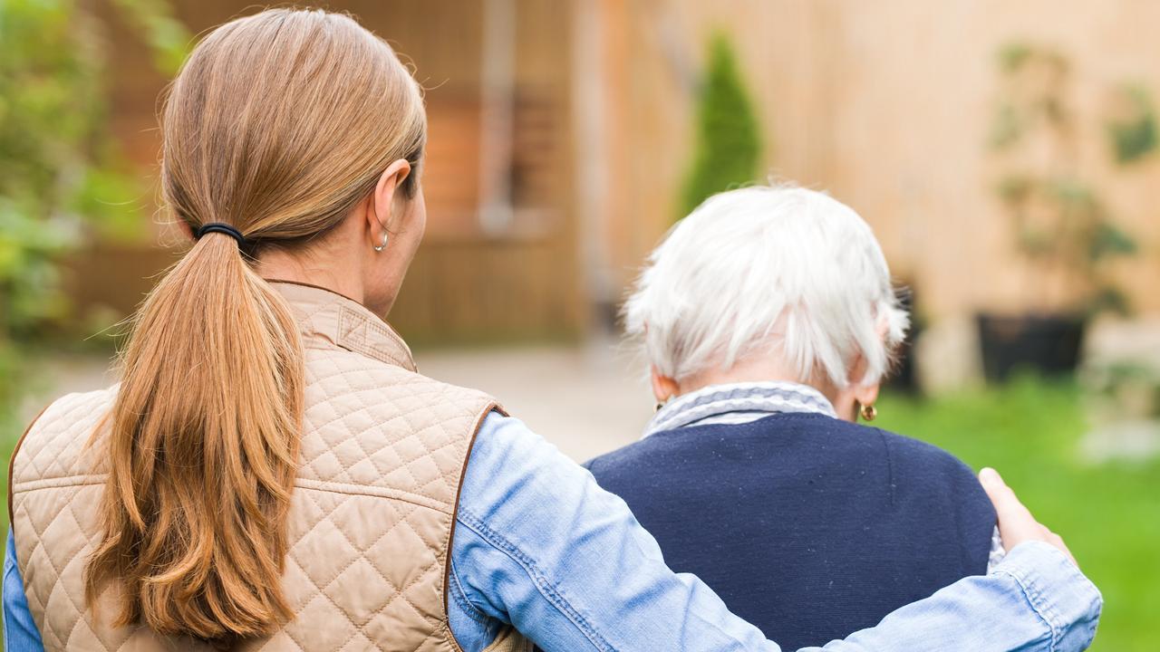 Aged care generic seniors elderly.