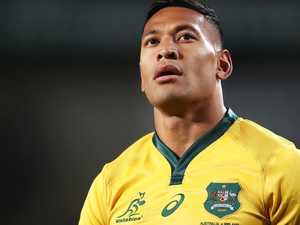 Teammate delivers blunt reality check for Folau