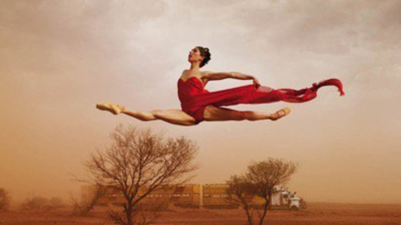 Leanne Benjamin, the Rocky girl who became one of the world's greatest ballerinas.