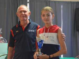 Mundubbera Junior Tennis Awards