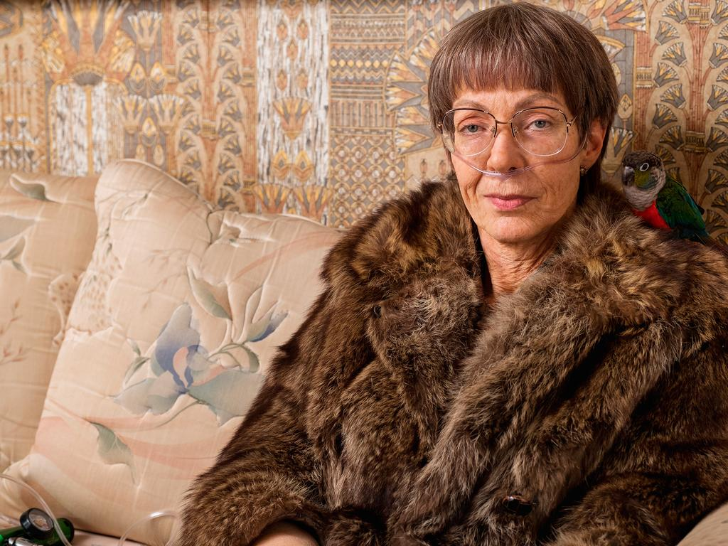 Allison Janney in her Oscar-winning role in I, Tonya.