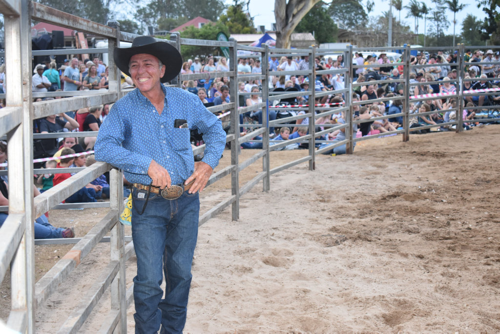 Bulls On The Green Rodeo At Casino Golf Club Buy Photos