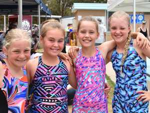 Rotary Carnival a swimming success for Allora club