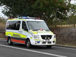 Woman hospitalised after car rollover
