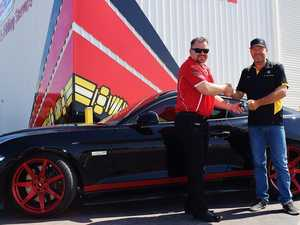 Chinchilla man wins $100,000 Mustang by buying local