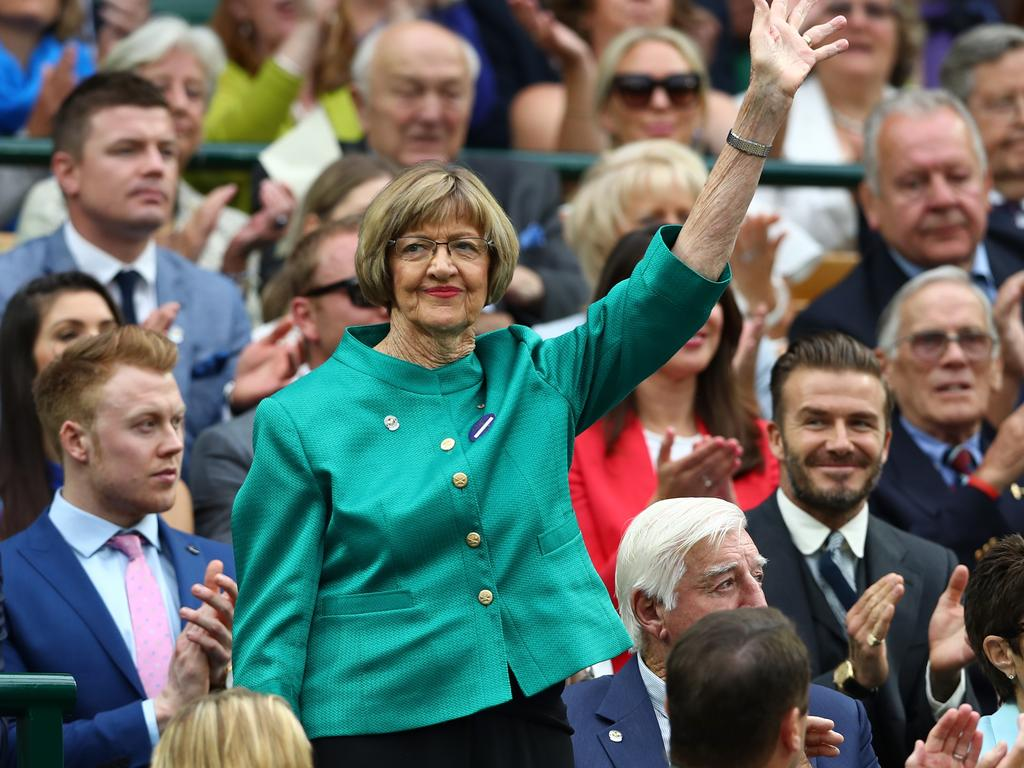 Margaret Court has divided Australia.