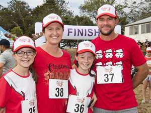 Reindeer Run a boost for hospital foundation