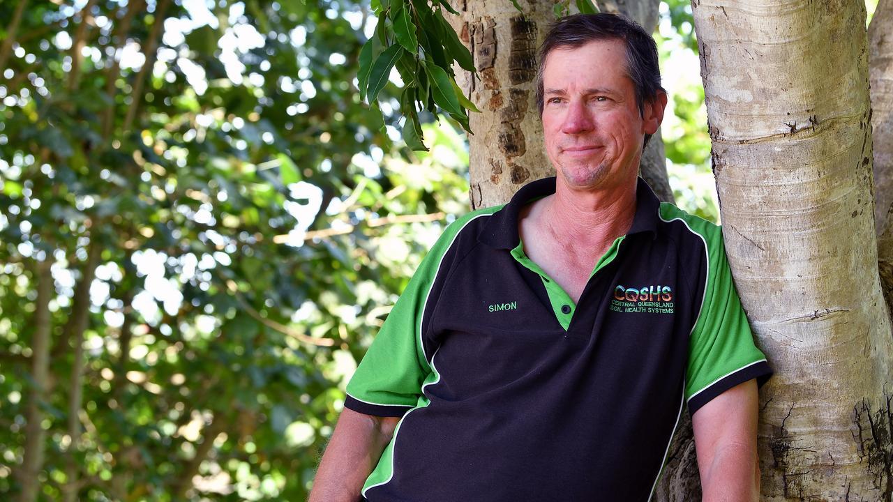 Marian mixed grower Simon Mattsson.