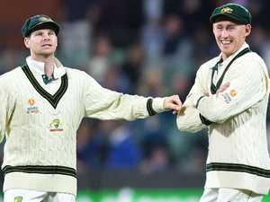 Mr Cricket ready to pass baton to Marnus