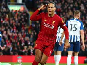 Inconsistent rivals making it easy for Liverpool