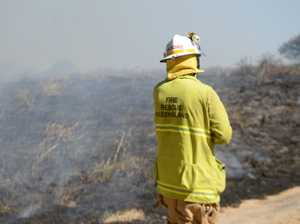 Fire ban extended as heightened conditions plague region