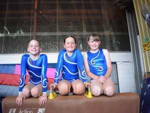 100 PHOTO MEGA GALLERY: Chinchilla gymnastics comp