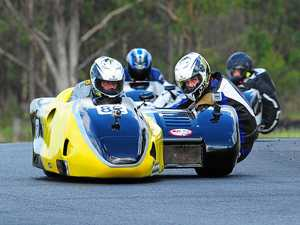 Tight battle expected when sidecars hit speedway