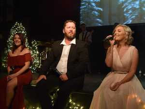 PHOTOS: Festive night full of Christmas carols