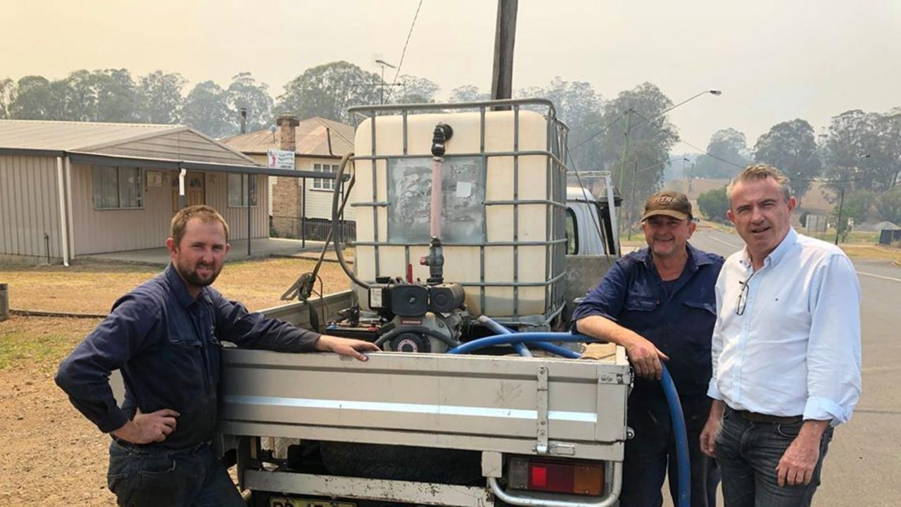 RECOVERING FROM TRAGEDY: Kevin Hogan's weekly column outlines the various kinds of assistance you can access if affected by bush fire.
