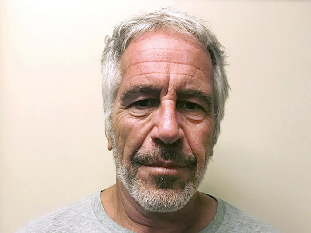 Convicted paedophile Jeffrey Epstein met Prince Andrew through socialite Ghislaine Maxwell. Picture: New York State Sex Offender Registry via AP