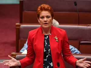 One Nation has not 'flip-flopped': Hanson
