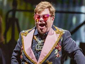 Elton's furious tirade during Aussie show
