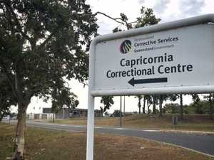 Prisoner swallows 'unknown substance' when searched for contraband