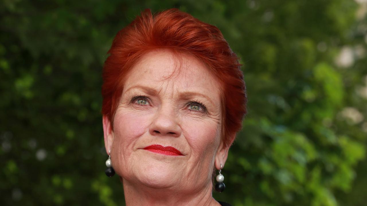 Senator Pauline Hanson Presser