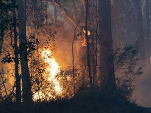 Frightening combination of factors puts fireys on edge