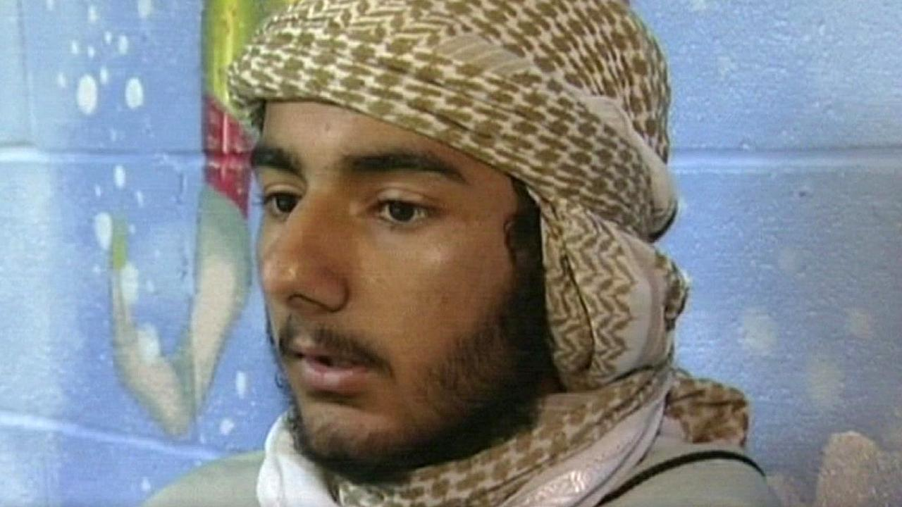 Screengrab showing London Bridge attacker Usman Khan speaking to the BBC in 2008. Picture: BBC