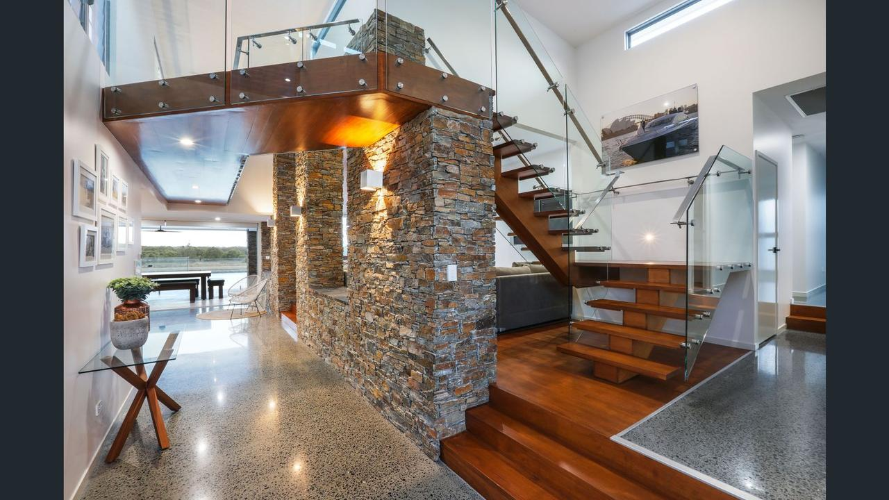 The Brindabella Close home is now up for sale.