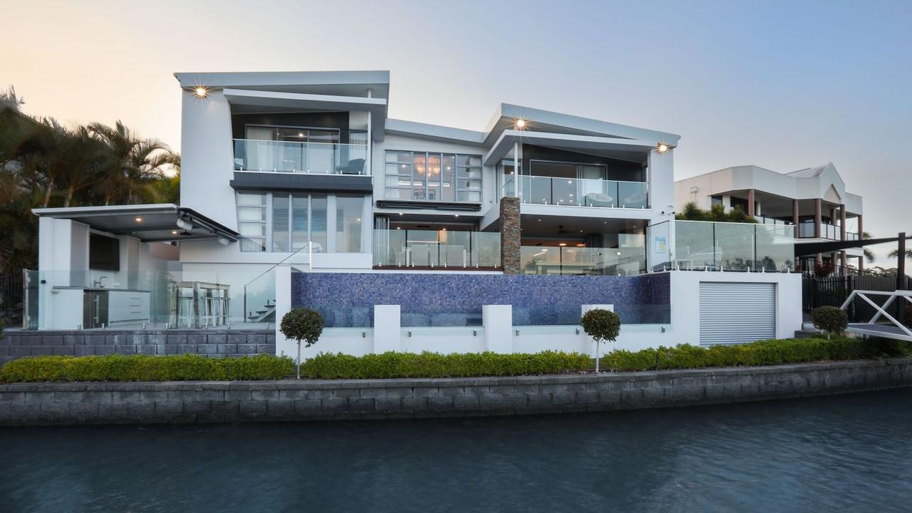 Money is allegedly owed on the Ross' Coomera home.