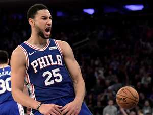 America reacts to 'thief' Ben Simmons