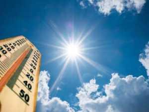 Hot, windy week ahead as fire danger starts to soar