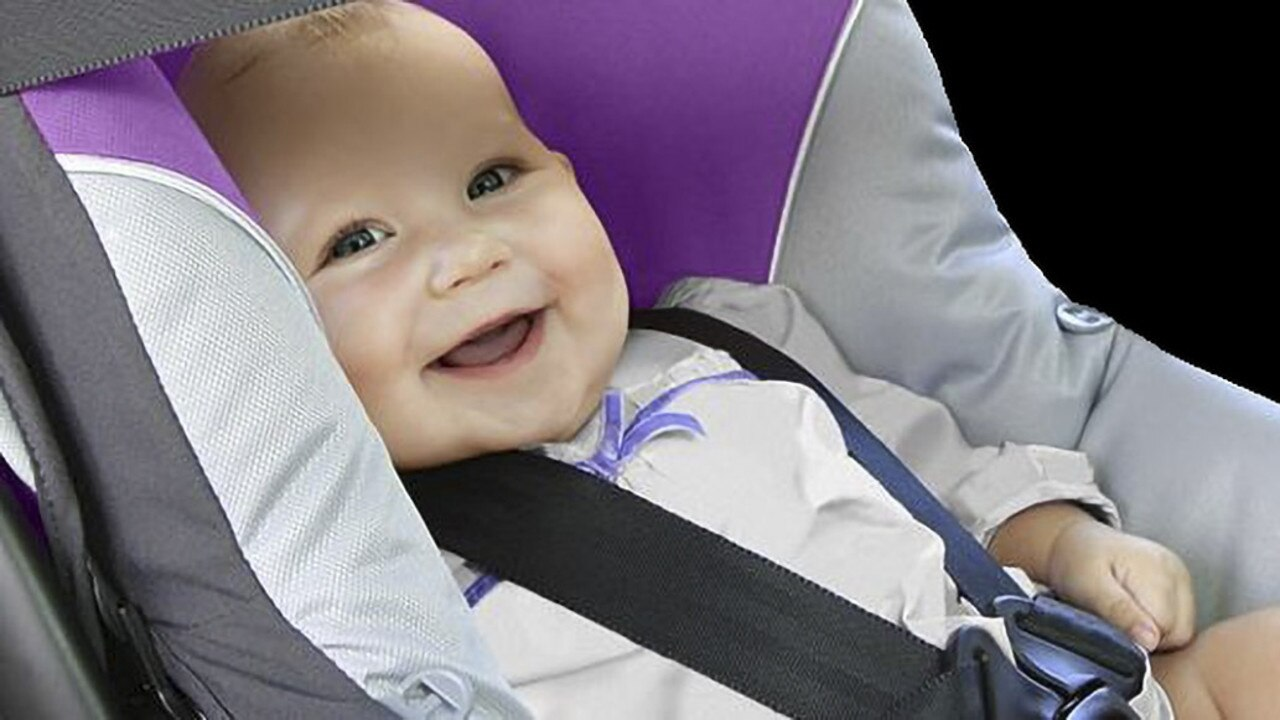 Is your baby seat installed correctly?