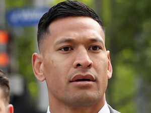 Kent: Folau decision in lap of the gods