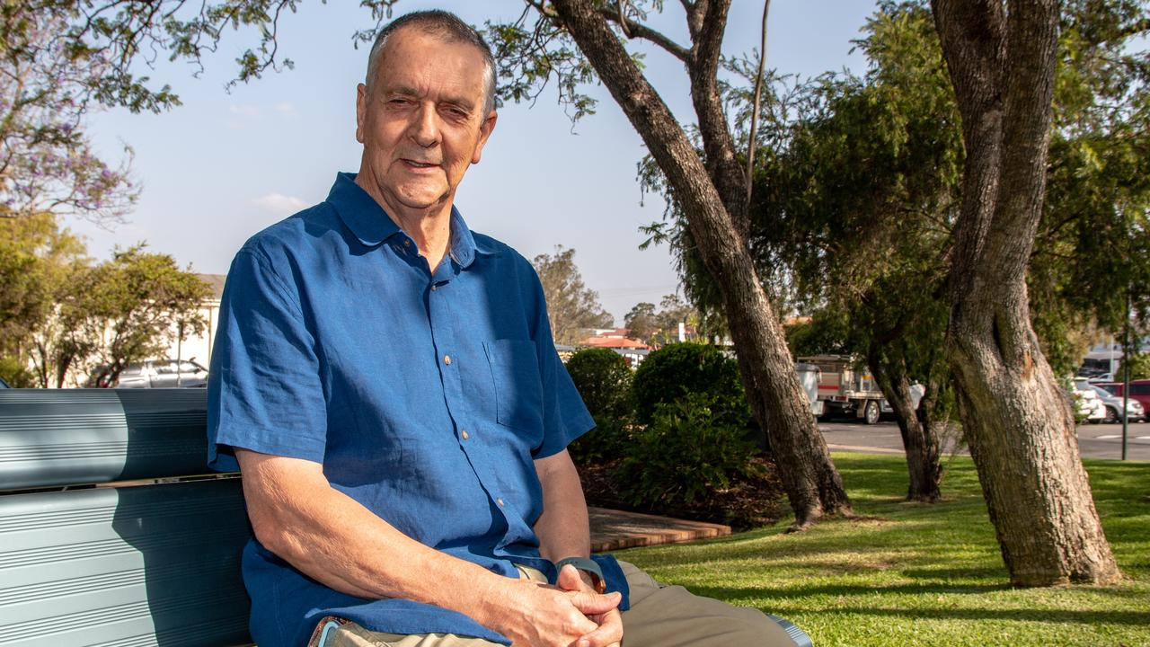 "TOO OLD: Gatton pensioner Greg Dyer is feeling the brunt of what he believes is ""a type of discrimination"" after approaching a local government-assisted jobseeking agency and being turned away because he was over the retirement age. Picture: Dominic Elsome"