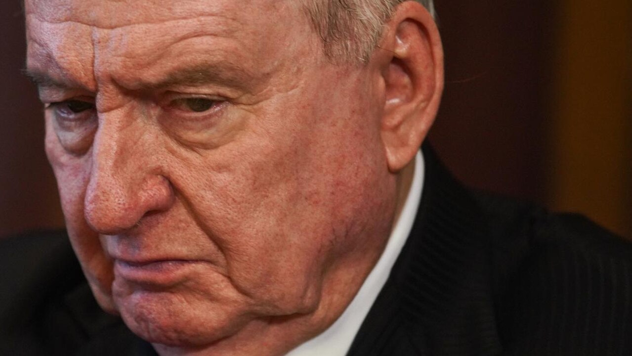 A slew of advertisers have deserted Alan Jones' show.