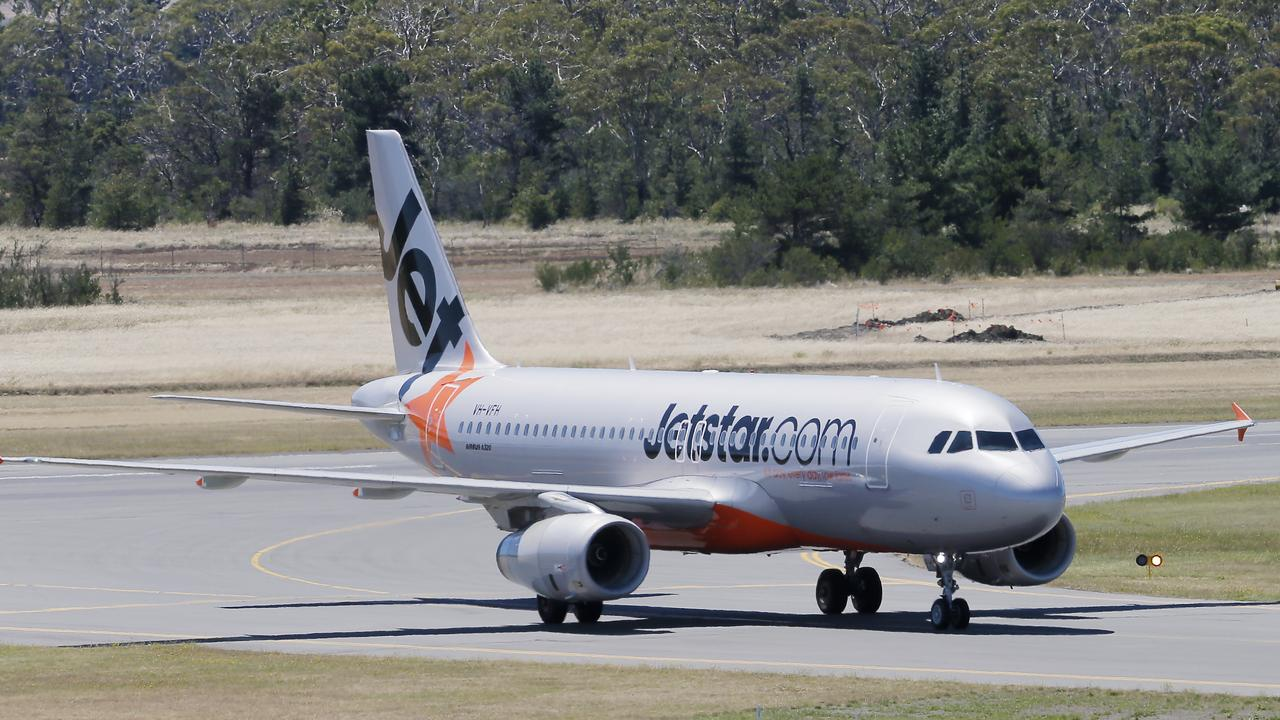With its larger size and more differentiate offering from Qantas, Jetstar has been a success. Picture: Matt Thompson