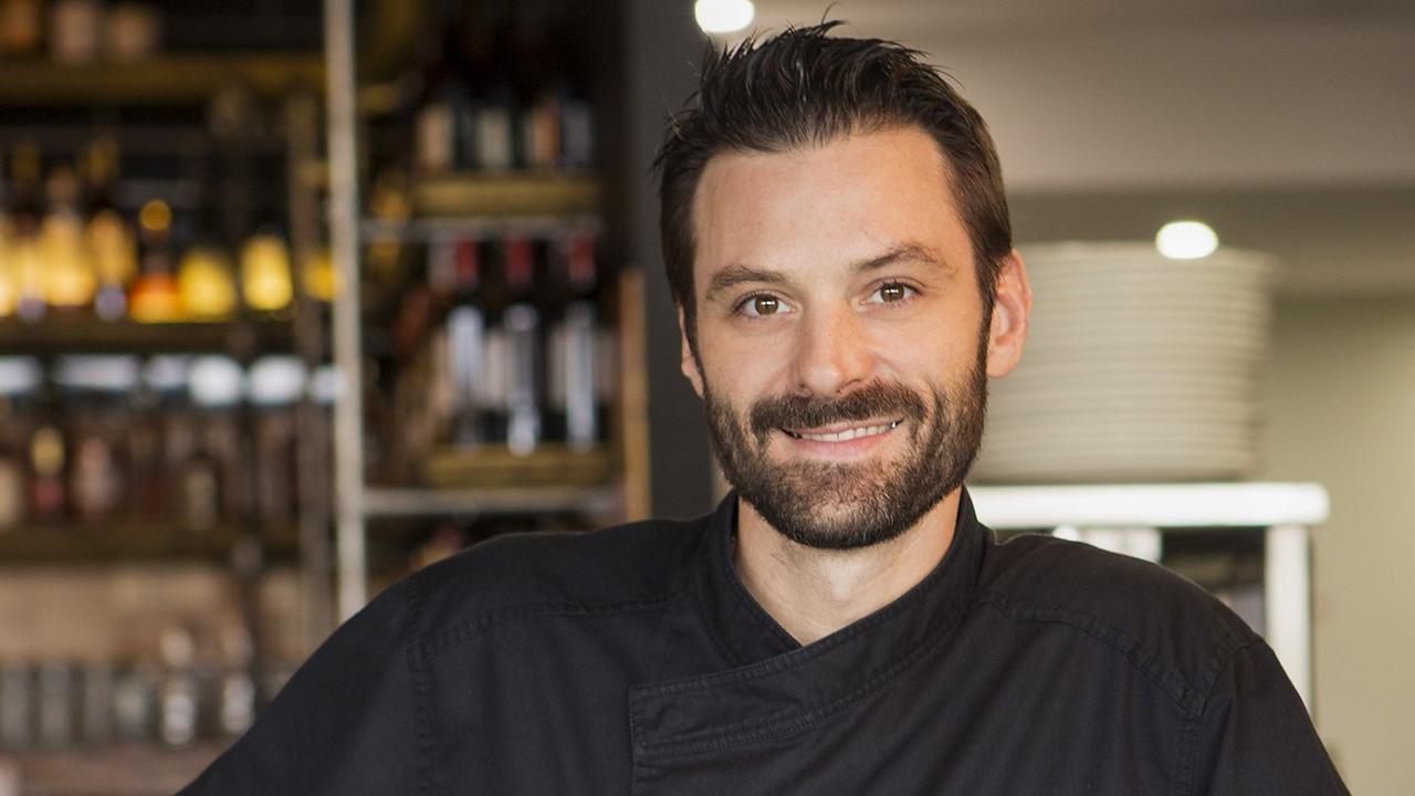 Fabian Oliveau - Frenchies Brasserie Head Chef.