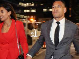 Folau's 13-hour meeting fails to break conflict