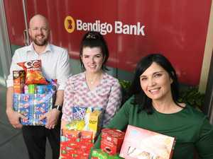 Bank staff help 15 vulnerable families through appeal