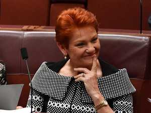'No guarantees': Hanson hits back at critics