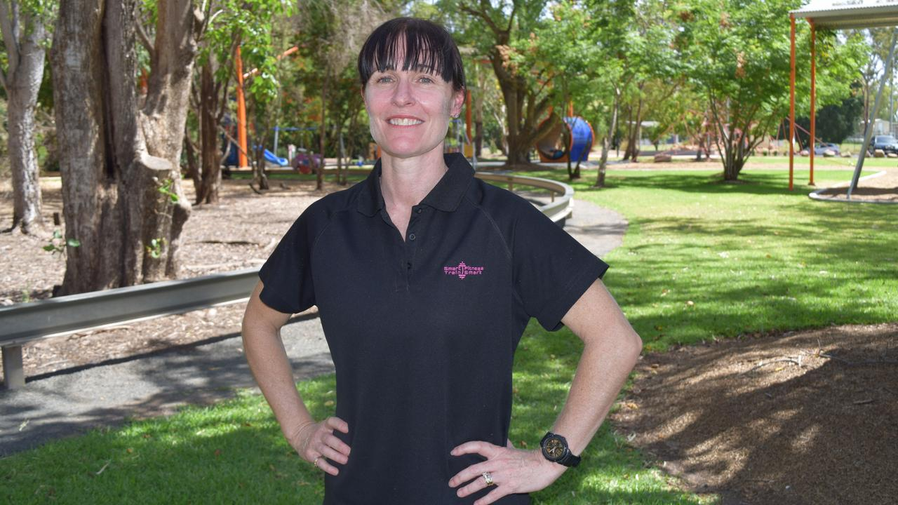 Smart Fitness owner Angie Smart.