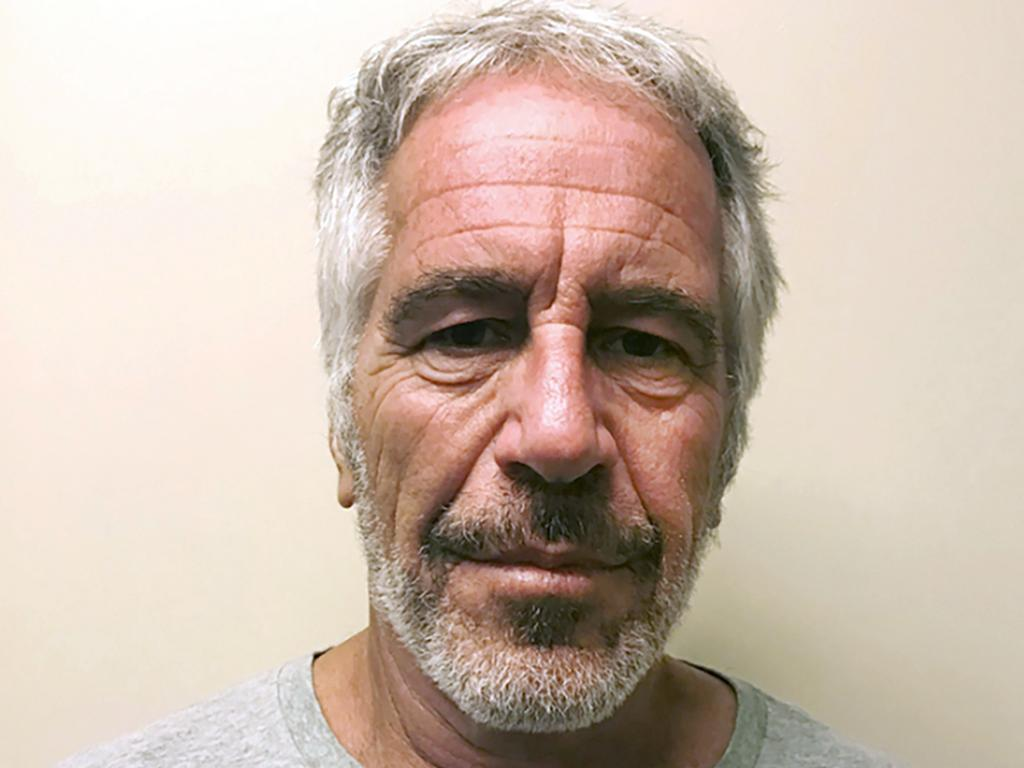 Jeffrey Epstein died by suicide in his New York jail cell in August. Picture: New York State Sex Offender Registry via AP, File.