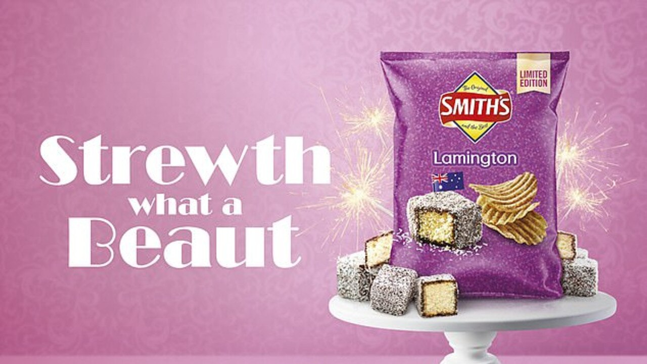 Smith's has announced they're releasing a new sweet potato chip and not everyone is convinced the unorthodox flavour will be a hit.