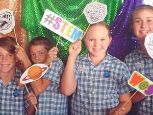 Astronaut food takes Gayndah to state conference