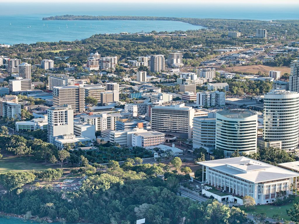 Darwin is considered Australia's most dangerous city, according to the list.