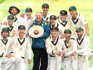 Little wonder Aussie Test fortunes are on the up